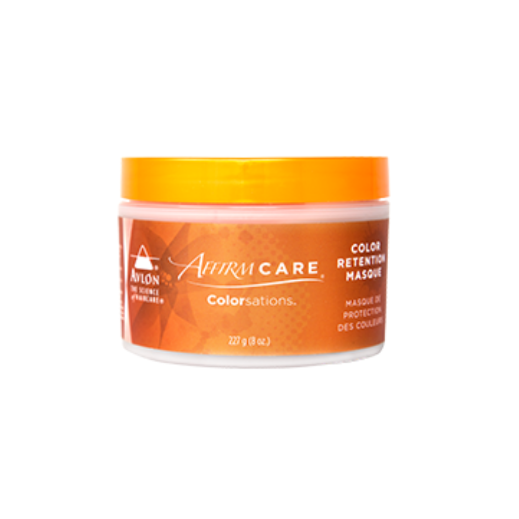 Avlon Affirm Care Colorsations Color Retention Masque 8 Oz